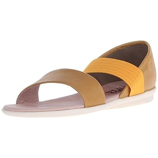 Camper Girls Right Leather Flat Sandals - 11
