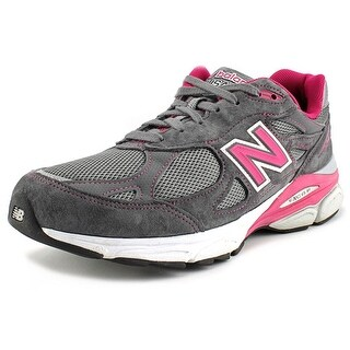 New Balance W990 Women D Round Toe Suede Gray Running Shoe|https://ak1.ostkcdn.com/images/products/is/images/direct/ea825b553d1aeb89c978b436adb850aa5f815824/New-Balance-W990-Women-D-Round-Toe-Suede-Gray-Running-Shoe.jpg?_ostk_perf_=percv&impolicy=medium