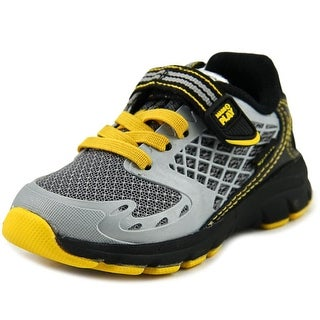 Stride Rite M2P Breccen Toddler  Round Toe Synthetic Gray Tennis Shoe