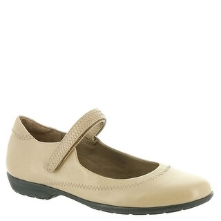 Walking Cradles Womens Jane 2 Closed Toe Mary Jane Flats
