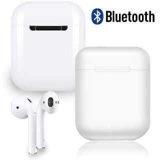 Link to Wireless Bluetooth 5.0 Headphone EarBuds and Mic - Magnetic Charging Case Included - Compact and Long Life Similar Items in Cell Phone Accessories