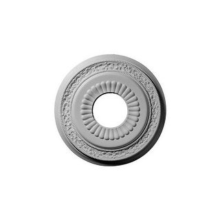 """Ekena Millwork CM20LN 20.625"""" Wide Lauren Ceiling Medallion"""