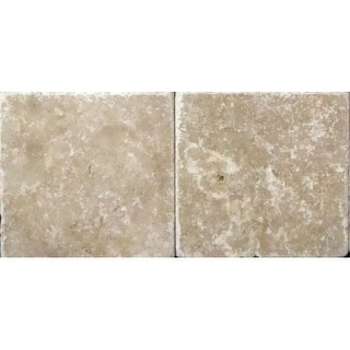 "Miseno MT-BE11441P Stone Age - 4"" X 4"" - Stone Visual - Tile"