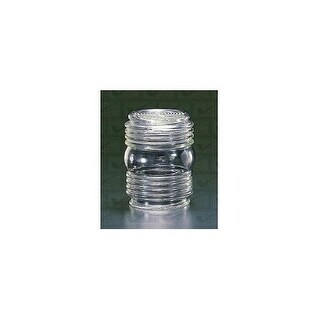 """Volume Lighting GS-31 4.75"""" Height Clear Jelly Jar Outdoor Replacement for V1522"""