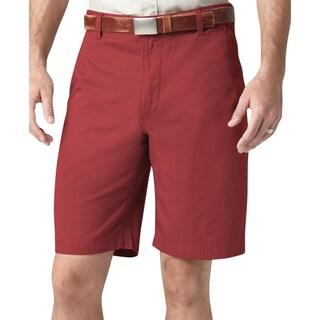 Dockers Mens Walking Shorts Twill Colored