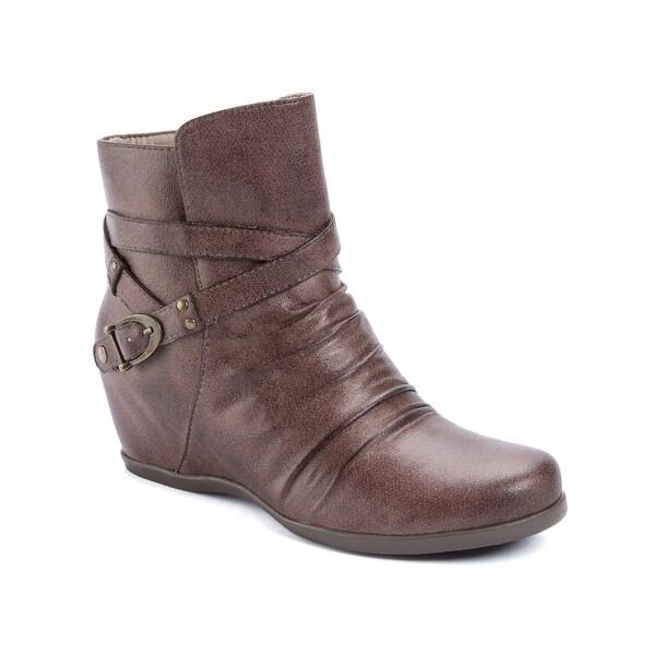 Baretraps Qui Women's Boots Mushroom