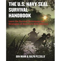 US Navy Seal Survival Handbook