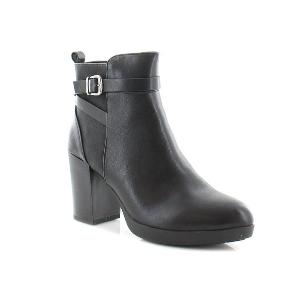 White Mountain Cayden Women's Boots Black
