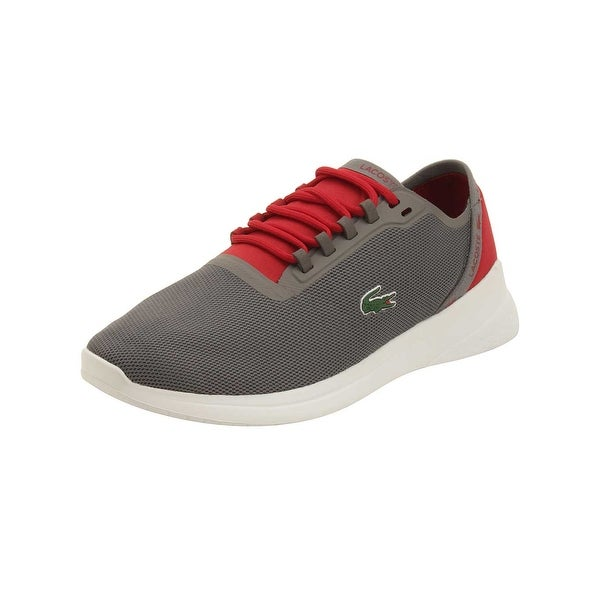 799bd030113f Shop Lacoste Men s LT Fit 118 4 Sneaker - Free Shipping Today ...