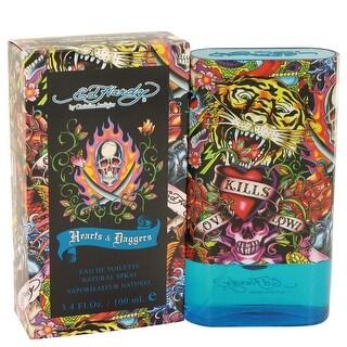 Eau De Toilette Spray 3.4 oz