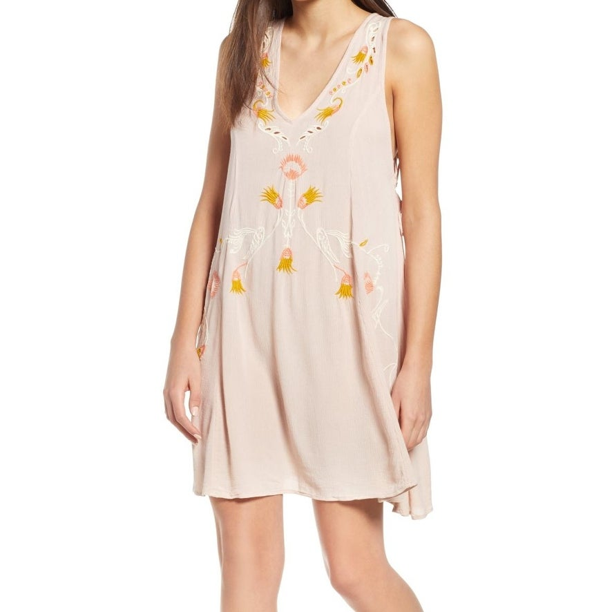 61bc1c9b0d14 Pink Free People Dresses | Find Great Women's Clothing Deals Shopping at  Overstock