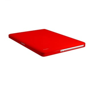 Incipio Feather Ultralight Hard Shell Case for MacBook Pro 15-inch - Deep Red
