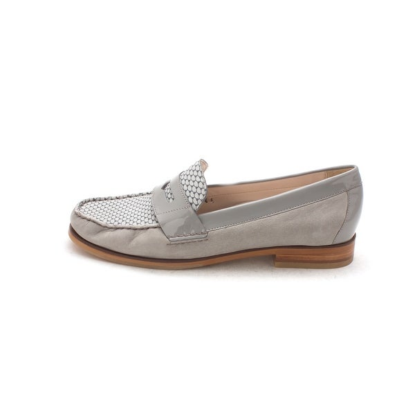Cole Haan Womens Nordicasam Closed Toe Loafers - 6
