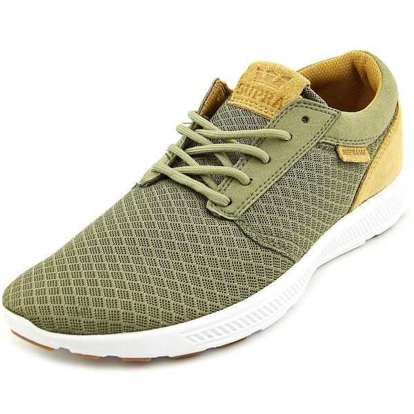 Supra Hammer Run Round Toe Synthetic Running Shoe