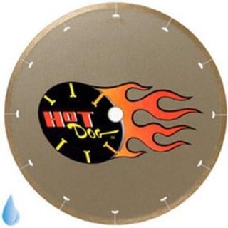 "MK Diamond 158434 Porcelain Hot Dog Blade, 7"""