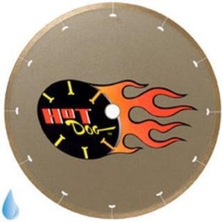 "MK Diamond 158436 Porcelain Hot Dog Blade, 10"" x 0.05"""