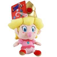 "Super Mario Brothers 5"" Plush Baby Peach - multi"