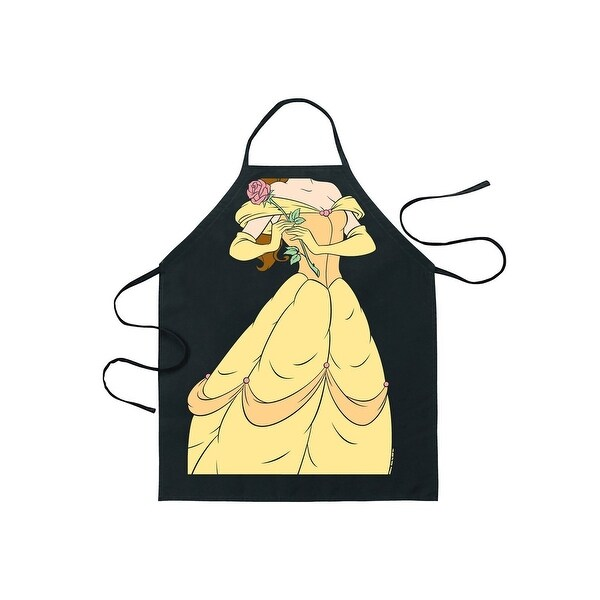 Disney Beauty and the Beast Belle Character Apron - Multi