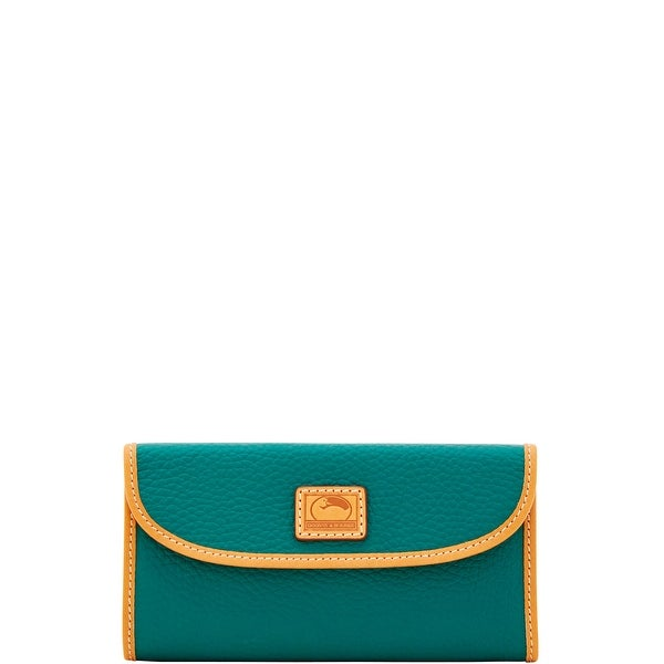 Dooney & Bourke Patterson Leather Continental Clutch (Introduced by Dooney & Bourke at $128 in Apr 2018)