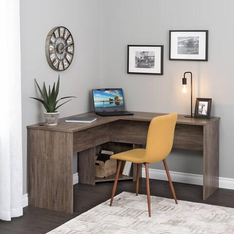 Prepac L-shaped Desk