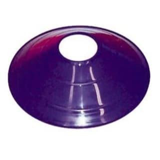 """7.75"""" Half Cone - Purple"""