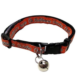MLB Baltimore Orioles Cat Collar