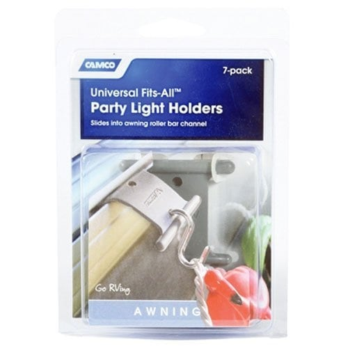 Camco 42693 Gray Party Light Holder