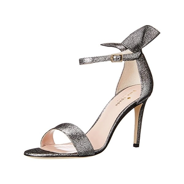 Kate Spade Womens Iris Dress Heels Crackle Open Toe