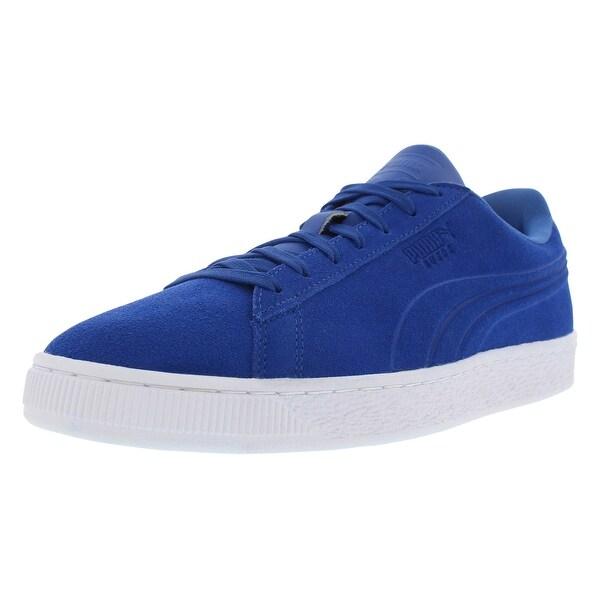 Puma Swede Classic Em Bossed Men's Shoes - 10 d(m) us