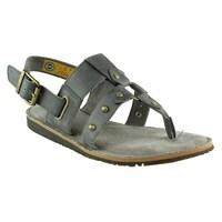 179a3bb48 Shop Essence Menbur Womens Illora Silver T-Strap Sandals Size 5 - On ...