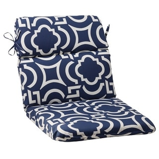 Sky Blue Outdoor Club Chair Cushion Free Shipping Today