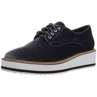Shellys London Womens Fontain Pointed Toe Oxfords
