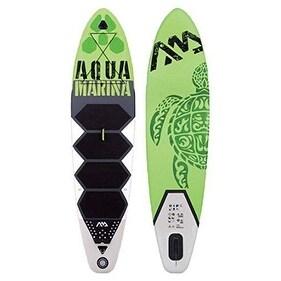 """Aqua Marina Thrive Stand Up Paddle Board 9-9"""" L x 30"""" W x 4"""" D / BT-17TH"""