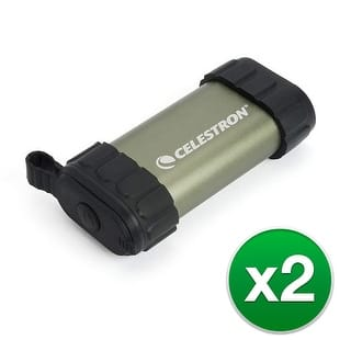 Celestron Elements ThermoTrek (2-Pack) Rechargeable Hand Warmer|https://ak1.ostkcdn.com/images/products/is/images/direct/eaae0aa6305576e062429c219adf055c280fe342/Celestron-Elements-ThermoTrek-%282-Pack%29-Rechargeable-Hand-Warmer.jpg?impolicy=medium