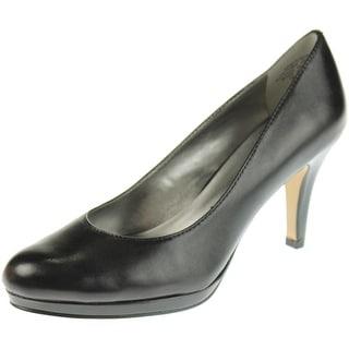 Anne Klein Womens Wystere Platform Heels