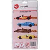 Race Car 6 Cavity (2 Designs) - Pretzel Mold