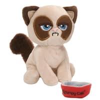 "Grumpy Cat Box O Grump 4.5"" Plush: Everyday Grumpy - multi"