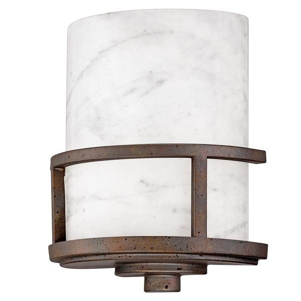 Luxury Rustic Indoor Wall Light 11 H X 8 5 W With