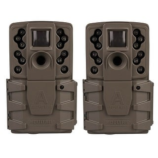 Moultrie A25 Game Camera (2-Pack) A-25 Game Camera
