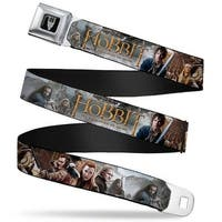 Smaug Icon Full Color Black Gray The Hobbit The Desolation Of Smaug Seatbelt Belt