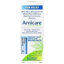 Boiron Arnicare Cream Value Pack 2 Count