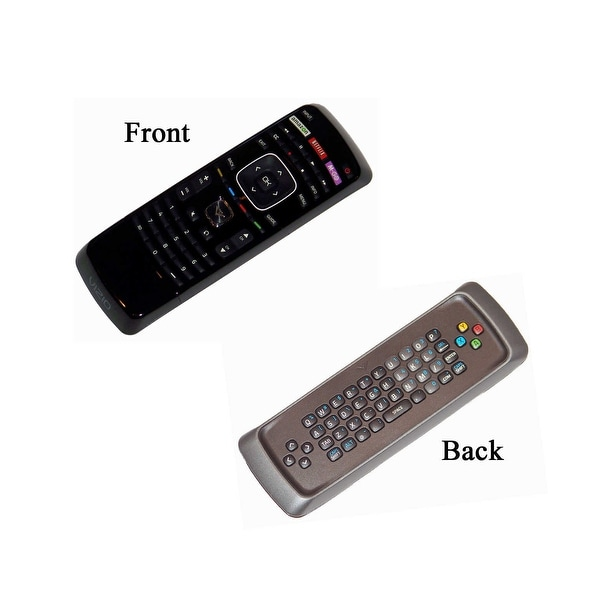 OEM Vizio Remote Control: M550SL, M550SV, MT7557, XRT303