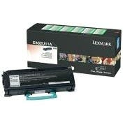 """Lexmark E462U41G Lexmark E462U41G Toner Cartridge - Black - Laser - Extra High Yield - 18000 Page - 1 Pack - OEM"""
