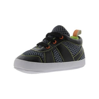 Luvable Friends Athletic Shoes Infant Faux Leather