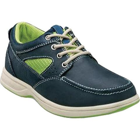 Florsheim Boys' Cove Ox Jr. Navy Suede