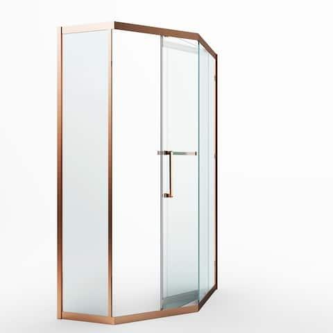Art-Leon Shower Enclosure with R/L Sliding Door
