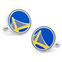Cufflinks PD-GSW-SL Golden State Warriors Cufflinks - Silver