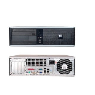 HP 5750 SFF AMD 3800 2.0 4GB 250GB WiFi Win 10 Home Refurbished