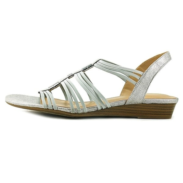 Shop Naturalizer Womens Jilly Fabric Open Toe Casual Strappy