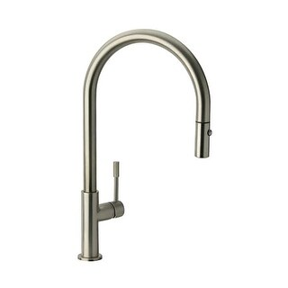 Fortis 43591S0 Kitchen Collection Single Handle Pull-Down Spray Kitchen Faucet